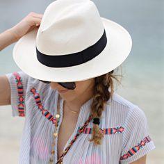 Fancy - Panama Hat by J.Crew
