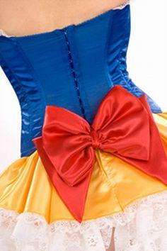 Snow White dress.