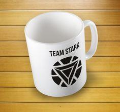 Team Stark Iron Man Civil War Mug #teamstarkmug #ironmanmug #ironman #civilwarstar #teamironman #tonystarkmug #teamtonystark #mugs #mug #whitemug #drinkware #drink&barware #ceramicmug #coffeemug #teamug #kitchen&dining #giftmugs #cup #home&living #funnymugs #funnycoffecup #funnygifts