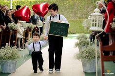 Casamento May & Rapha | Lá vem a noiva