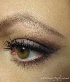 Eye Make Up with Products from MAC
