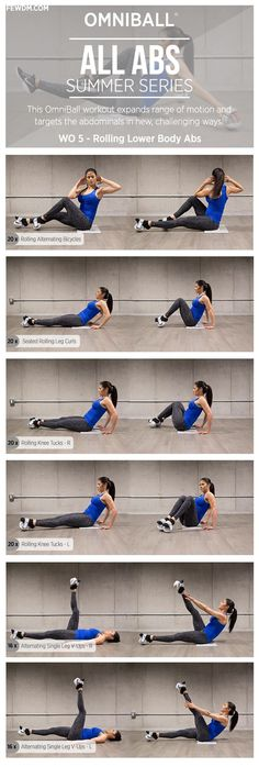 This core workout targets the lower abdominals with exercises that include tucks, bicycles, and more! Stay bikini ready with these key moves.