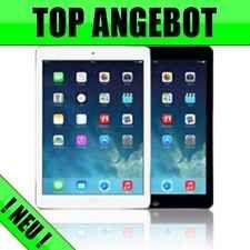 Apple iPad Air 32 GB 5 oder 6 GB Datenvolumen Mtl. 34,99€