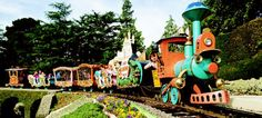 It's Day 58 in our Countdown to Disneyland series.  Today's attraction we are looking at is the Casey Jr. Circus Train!  Enjoy!  Image ©Disney Parks