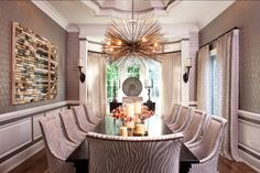 Best Interior Design projects by Jeff Andrews Top Interior Designers, Best Interior Design, Luxury Interior, Dining Room Sets, Dining Room Design, Dining Area, Jeff Andrews Design, Room Decorations, Unique Home Decor