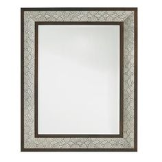 Check out the Lexington Furniture Tower Place Python Mirror Kensington Place, Lexington Furniture, Lexington Home, Hooker Furniture, Beveled Glass, Dark Wood, Frames On Wall, Python, Accent Decor
