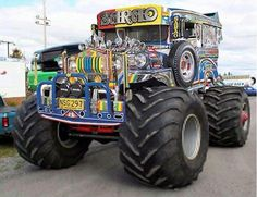 philippine jeepney - Google Search
