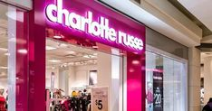 The clothing chain, Charlotte Russe is the latest mall-based retailer to file for Chapter 11 bankruptcy and plans to close 94 stores. Sale Store, Winter Accessories, Charlotte Russe, Russia, Chain, Mall, Restaurants, Articles, Retail
