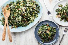 Tempura Kale Salad w