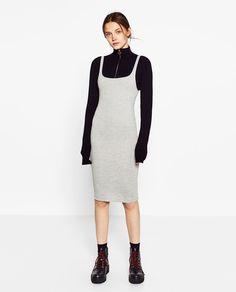 BASIC DRESS-DRESSES-WOMAN | ZARA United States