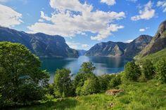 Aurlandsfjorden, Norway | por Vins 64