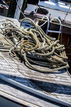 "500px / Photo ""Sailing Ropes"" by Jo Schoeberlein"
