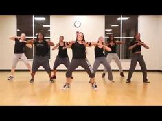 """Bambalam"" by General Degree Zumba Megamix 41 - Zumba Choreography - YouTube"