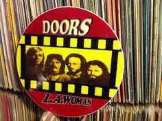 The Doors Waiting for the Sun - Japan promo picture disc #thedoors #vinyl #picturedisc