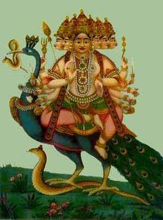shanmugasubramanian, hindu eschatology