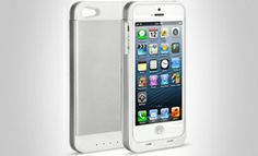#deal 3500mAh External Battery Case for iPhone 5/5S http://dealemon.com/deal.html?dealId=3763275#.UwUYcktX_Ww