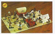 1978- Catálogo Gulliver  Caravana  modelo nº1001: