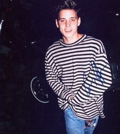 Corey Haim. God i love his smile!
