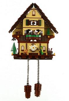 LEGO cuckoo clock!