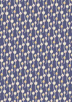 Wallpaper patterns | children illustration | little-cube.com