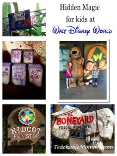Walt Disney World is full of free, hands on activities for kids. These hidden gems are a lot of fun and allow you to experience the parks in a new way!