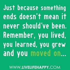 Wise true words.