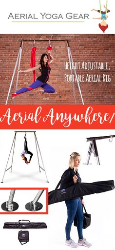 Things to buy Yoga Hammock, Aerial Hammock, Aerial Hoop, Aerial Arts, Aerial Silks, Pilates Video, Pilates Reformer, A Frame Swing, Yoga Quotes