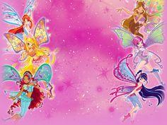 WINX CLUB fairy e