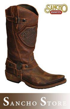 a794af33d9 Sancho Boots 9100 Stiefel Phoenix Fashion Herren Boots