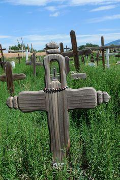 Native American cemetery