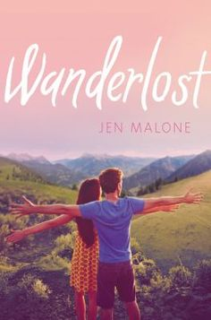 Wanderlost by Jen Malone. A teen girl goes out of her comfort zone to help her sister by taking her summer job--leading a tour group of seniors (and the tour company owner's handsome son) through Europe