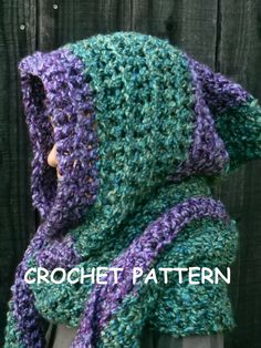 *******CROCHET PATTERN********        QUICK & EASY    SKILL LEVEL: Advanced Beginner / Easy        This is a pattern for a simply gorgeous coshy