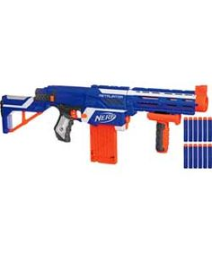 Rant: Nerf in Australia-to be fair.