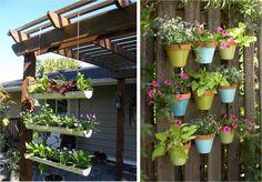 Confira de seguida como fazer um jardim vertical e comece já a planear como levar a Natureza até à sua casa.Estas são algumas opções para fazer um jardim vertical