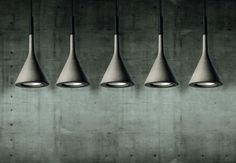 Aplomb suspension light from Foscarini.