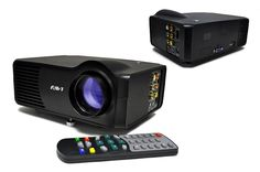 FAVI RioHD-LED-3 Portable LCD Projector
