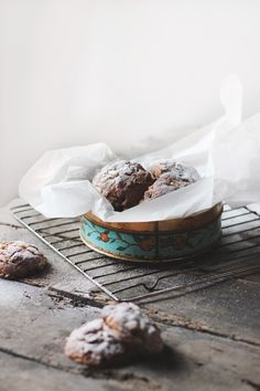 Vin Santo Cookies, for the Day of the Saints