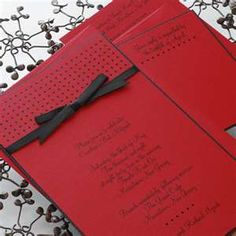 black red and white wedding invitations wedding invitations zimbio