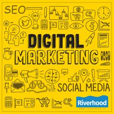 """""""In an economic climate that is difficult, to say the least, all businesses must invest in areas that will deliver maximum returns with minimal investment. We at Riverhood help you to maximise your returns with Digital Marketing. """" www.riverhood.in"""