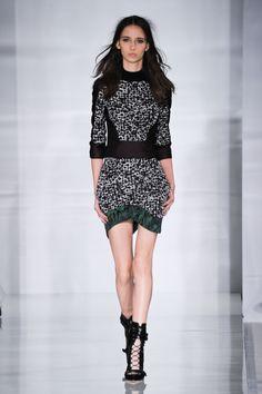 Antonio Berardi FW 2014/2015, London Fashion Week