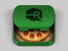 547232-Pizza-App-iOS-Icon.jpeg by eebay, via Flickr