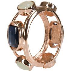 OSCAR DE LA RENTA coloured Cabachon Bracelet