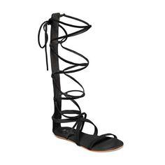 5b4e62904672 Steve Madden  Justeen  Tall Gladiator Sandal (Women)