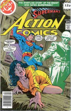 Action Comics #494