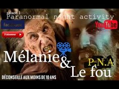 PARANORMAL NIGHT ACTIVITY: Paranormal night activity - enquetes paralléles 01...