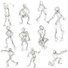 gesture drawings – Art With Korb Basic Drawing, Figure Drawing, Drawing Reference, Contour Drawing, Gesture Drawing, Life Drawing Classes, Class Notes, Arm Tattoos, Drawing People