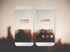 elegant shine by suharic Android & iPhone Homescreens & Lockscreens Android Theme, Android Ui, Metal Screen Doors, Iphone Wallpaper Kawaii, Green Screen Photography, Cute Screen Savers, Cool Lock Screens, Decorative Screen Panels, Ios