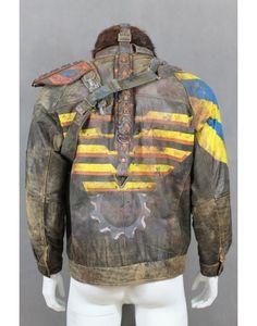 Wasted Pilot Jacket