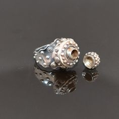 Craftworx Screw Top Poison Ring by Tracey Spurgin