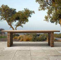 "108"" Aspen Dining Table"